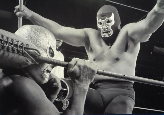 el santo, blue demon